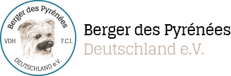 Berger des Pyrénées Deutschland e.V. Logo