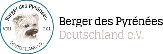 Berger des Pyrénées Deutschland e.V. Logo